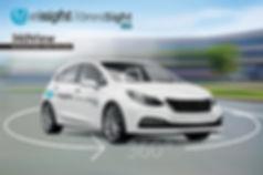 Car-open screen elsight