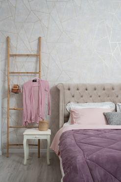 חדר שינה סגלגל