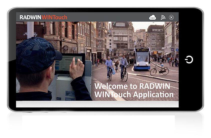 RADWIN - STUDIO TILTAN סטודיו תלתן