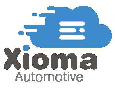 - סטודיו תלתן - עיצוב לוגו Xioma-automotive