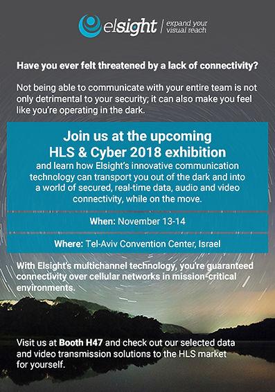 newsletter HLS & Cyber 2018-linkedin elsight