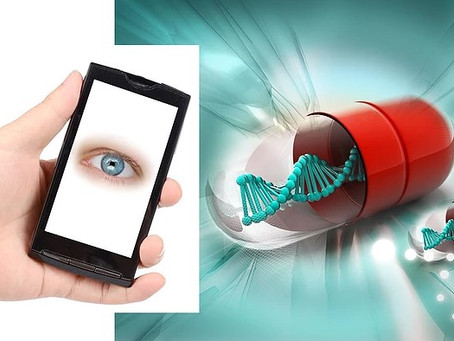 """Biological """"Big Brother"""" or sensor pill to help mental health patients?"""