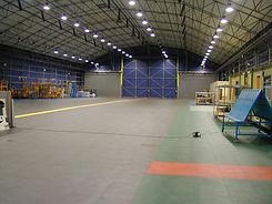 Warehouse Application - Dark Grey, Green