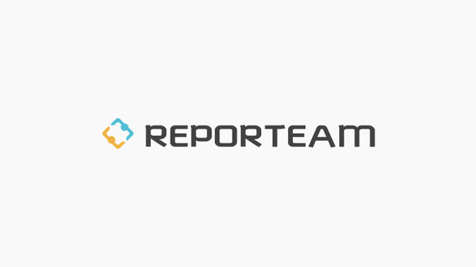 מיתוג ועיצוב אתר עבור חברת REPORTEAM