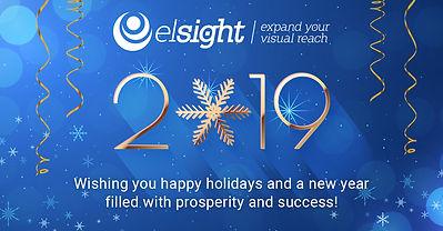 Happy new year 2019.elsight