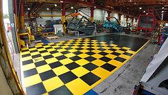 Warehouse Application - Black & Yellow.J