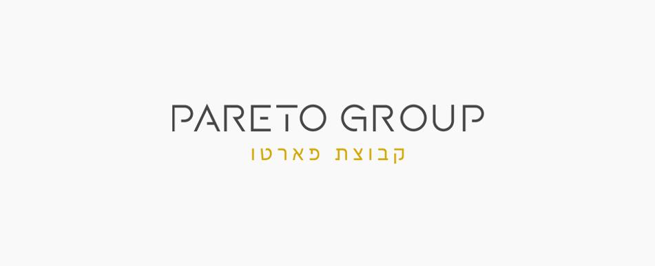 עיצוב לוגו עבור קבוצת פארטו