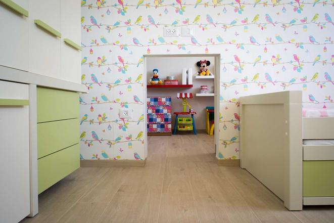עיצוב חדר ילדים בצפון