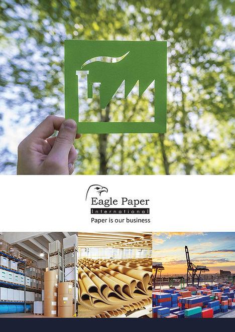 Eagle Paper International - Studio Tiltan סטס