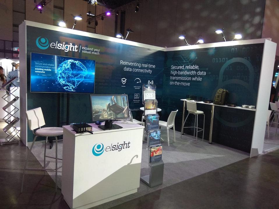 Elsight - ISDEF 2019