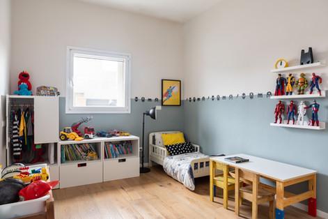 עיצוב חדר בנים