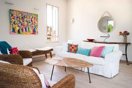 עיצוב בית פרטי באזור חיפה