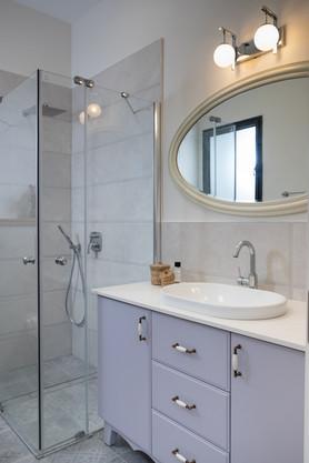 עיצוב מקלחת קלסי