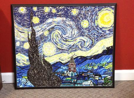 Starry Night Graduation Gift