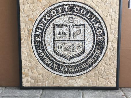 Endicott College Seal