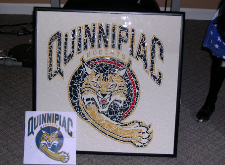 Quinnipiac University Bobcat Logo