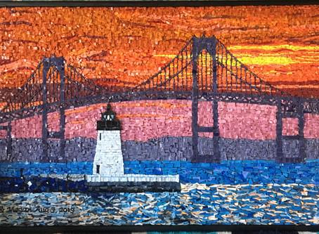 Newport RI Lighthouse