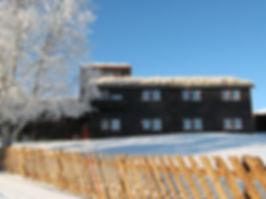 Tussebo - en koselig hytte til din fjellferie sommer, høst, vinter, påske eller vår på Rondeheim - den Norske Fjellskolen på Høvringen ved foten av Rondane Nasjonalpark