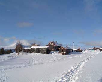 Rondeheim vinterstid