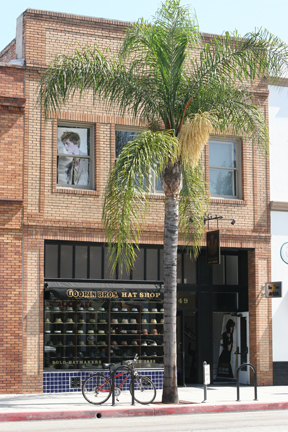 Goorin Bros Storefront