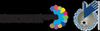 לוגו של הרשת להתנדבות ישראלי והמועצה הלאומית להתנדבות בישראל