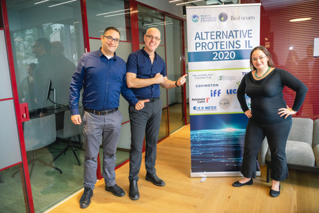Alternative Proteins IL 2020