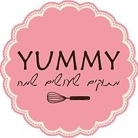 לוגו יאמי מתוקים שעושים שמח