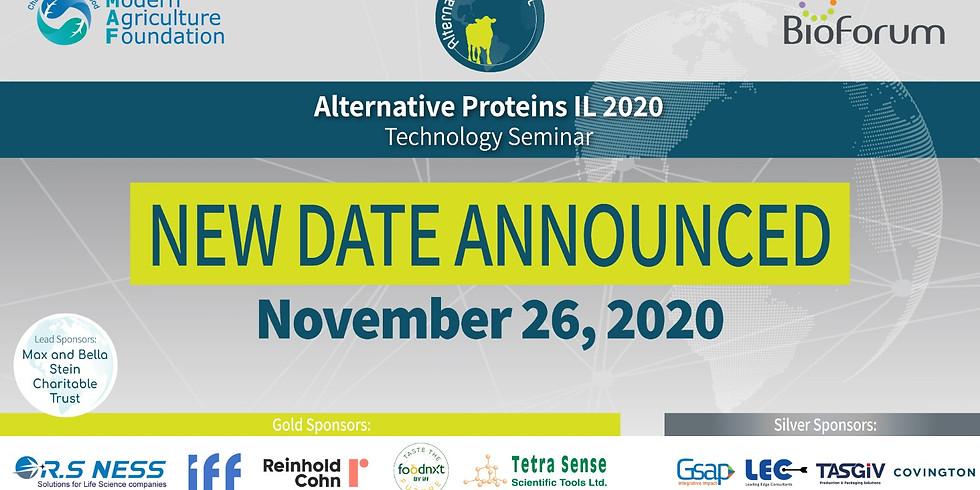 Alternative Proteins IL 2020 - Technology Seminar