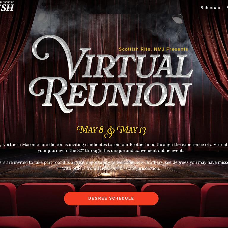 Virtual Reunion May 13th