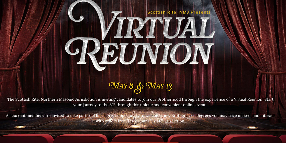 Virtual Reunion May 13th