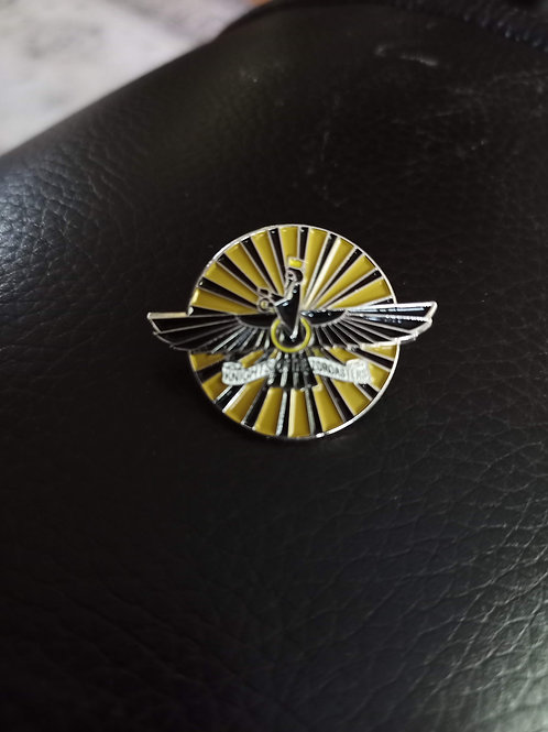 """Knights of the Zoroasters 1-1/2"""" Lapel Pin"""