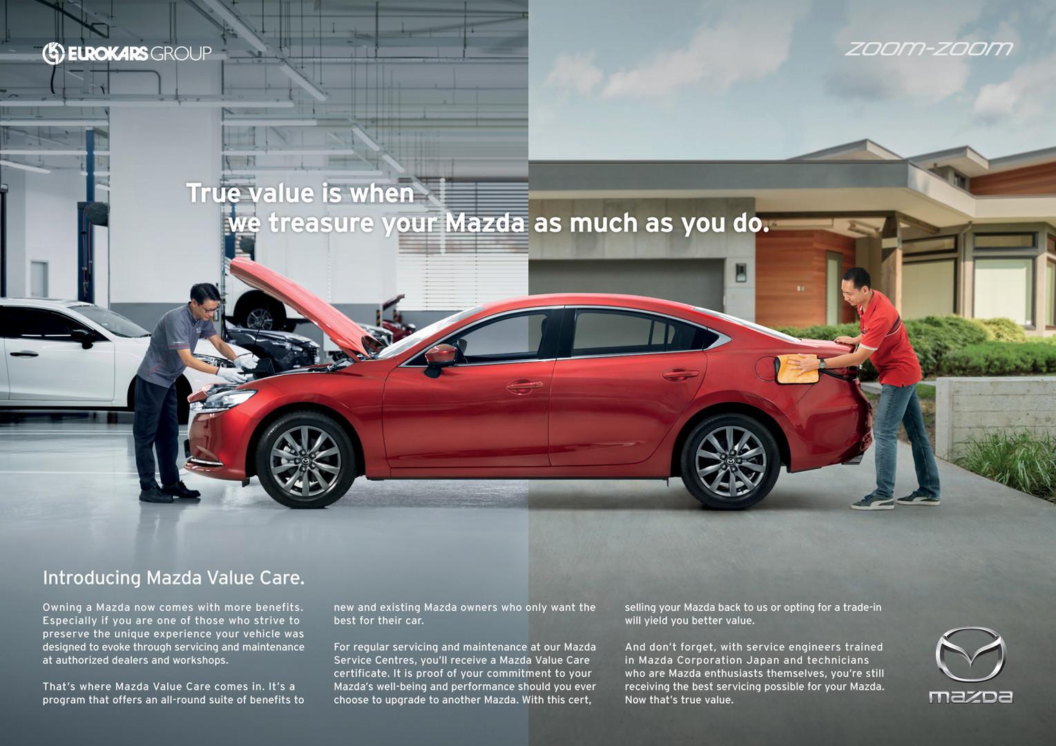 Mazda Value Care