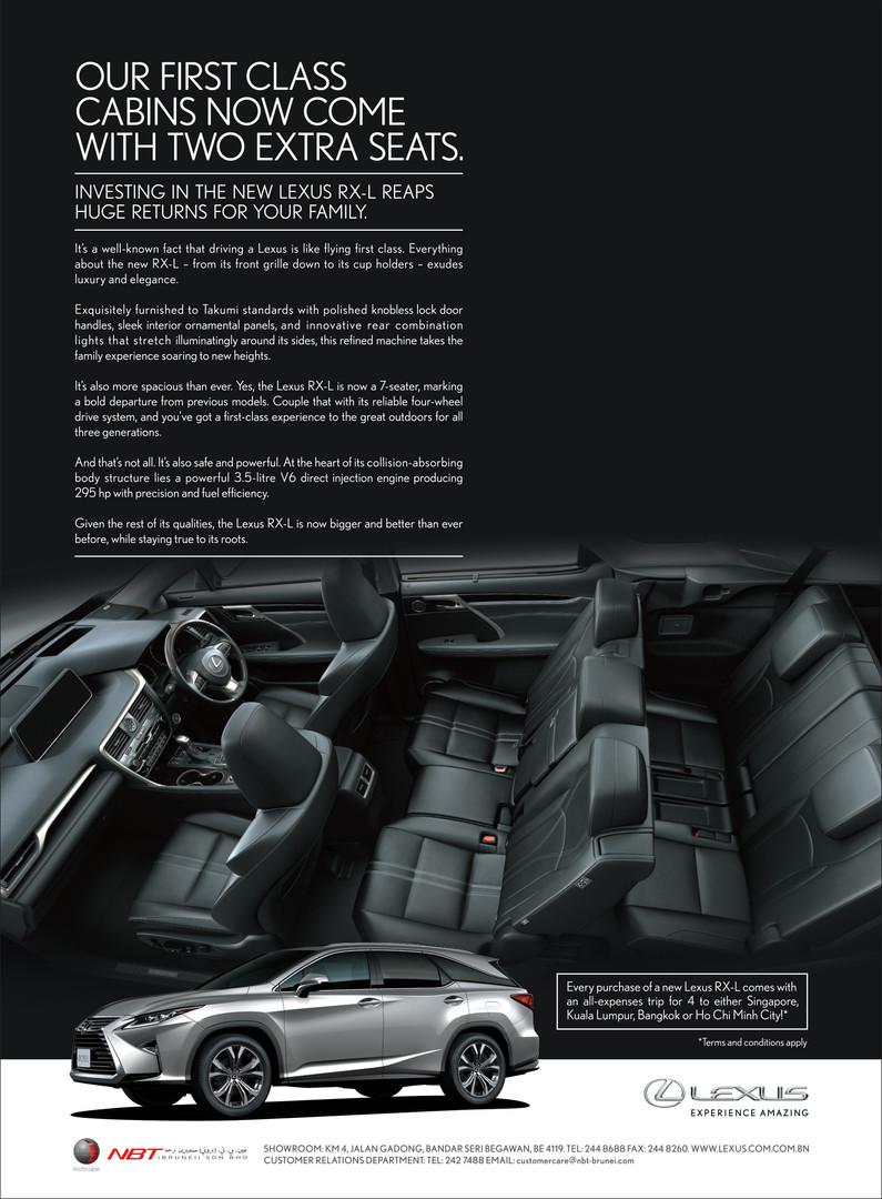 NBTP18003 Lexus RX Launch_Borneo Bulleti