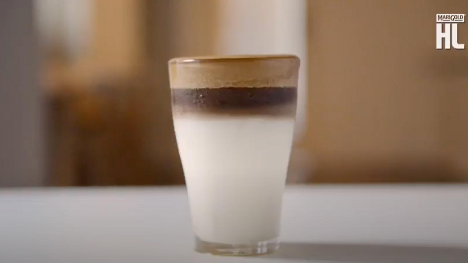 MARIGOLD HL Milk - Dalgona Coffee