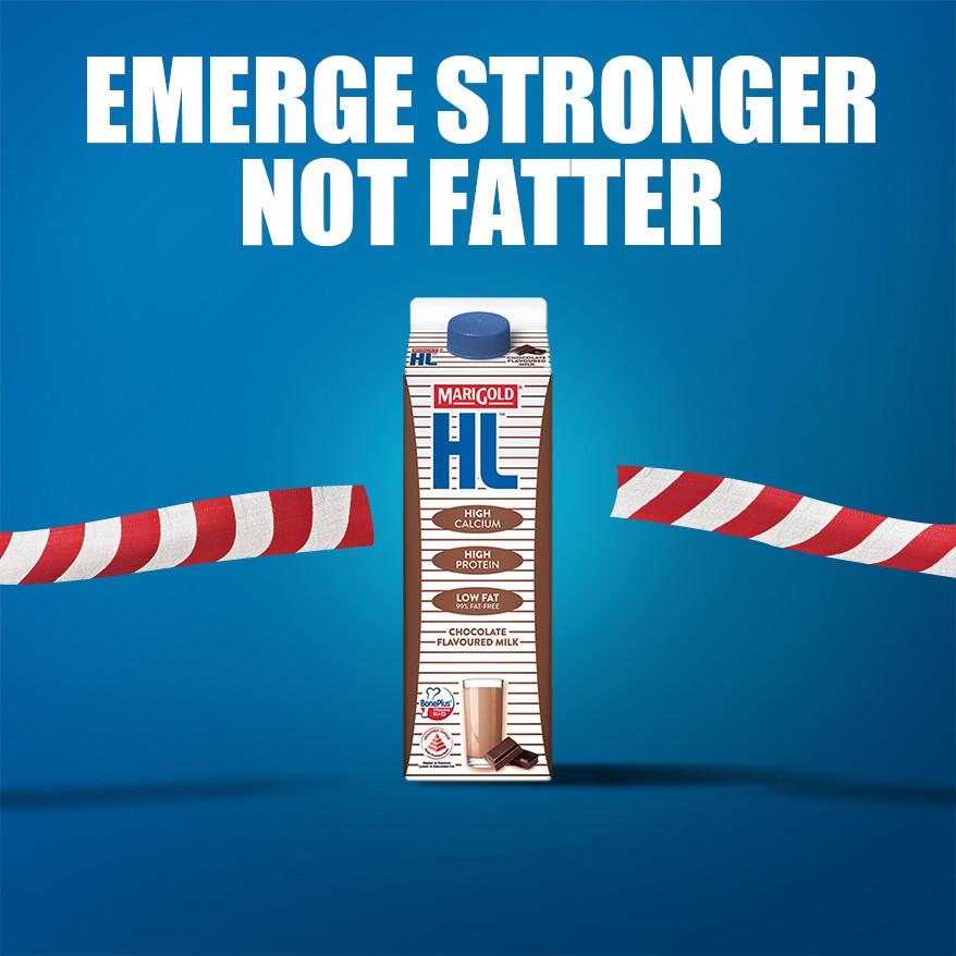 MARIGOLD HL Milk Healthy Living Posts