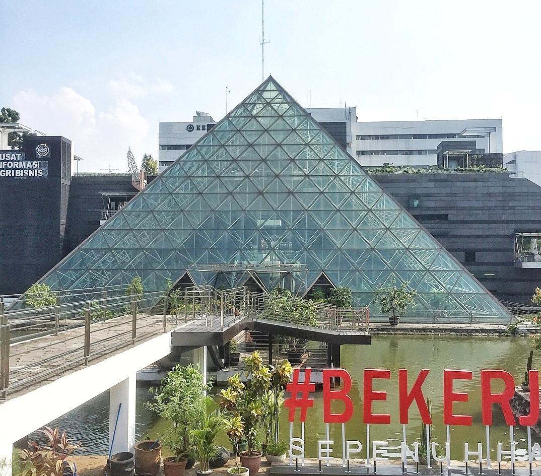 Pusat Informasi Agribisnis - Departemen Pertanian, Jakarta