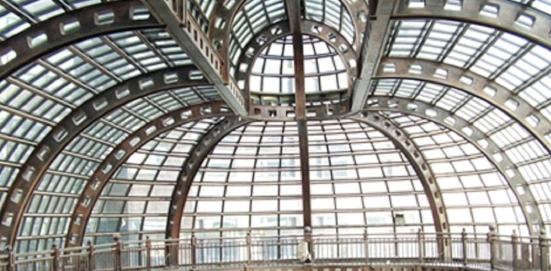 Sampoerna Strategic Square's Dome