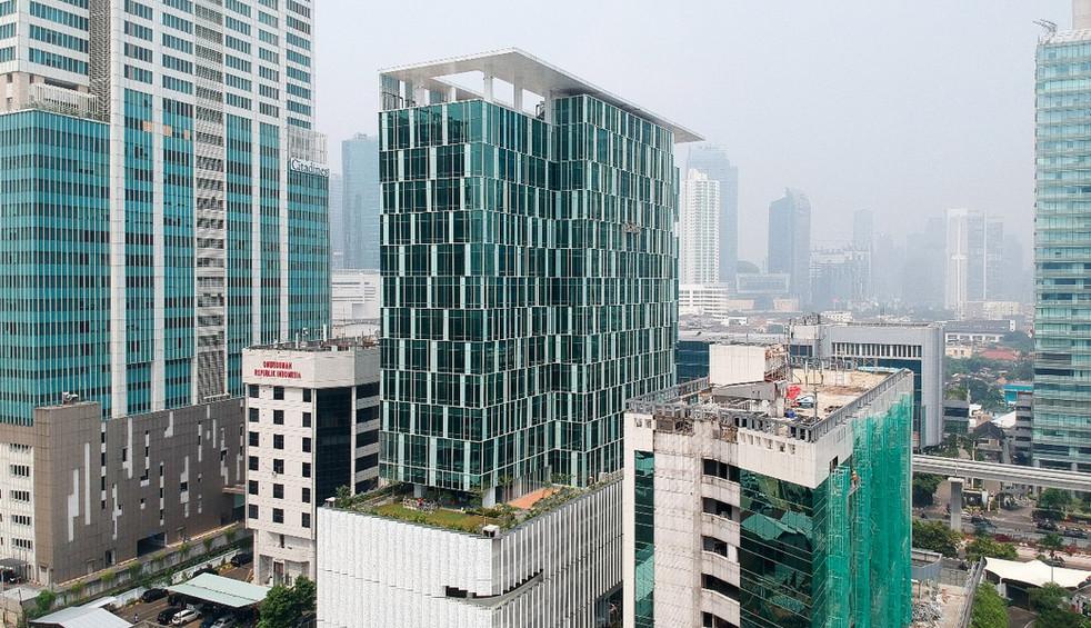 Graha Binakarsa, Jakarta