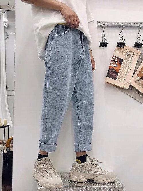 Just Light Blue Jeans