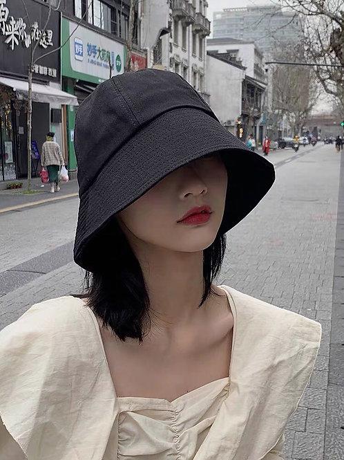 Black Street Style Hat