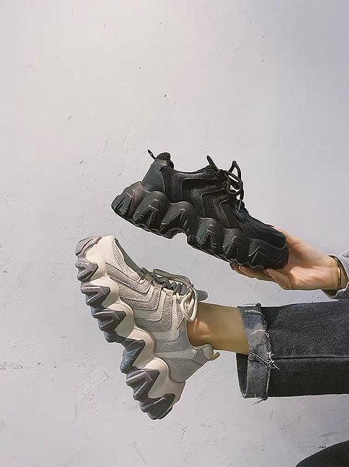 Platform Trend Sneakers