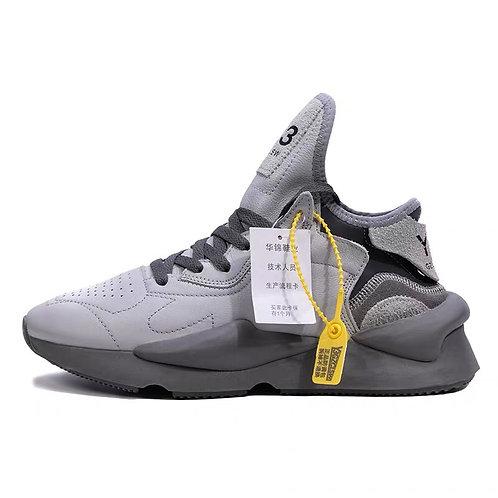 Y3 Gray Sneakers