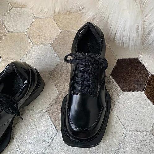 Retro Style Black shoes