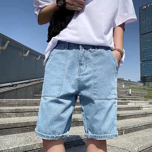 Summer Loose Straight Shorts
