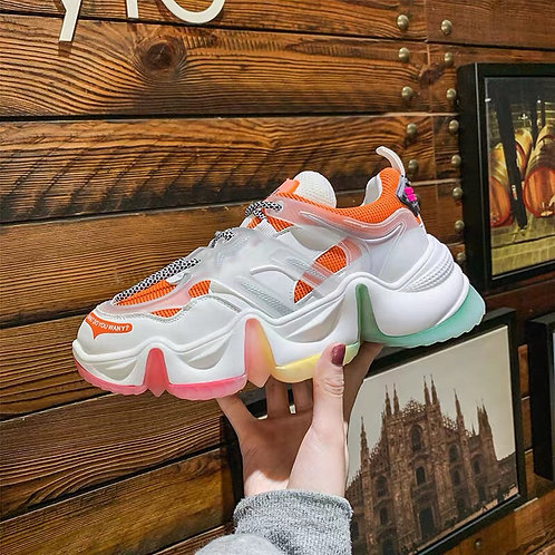 Spring Summer Colorful Sneakers