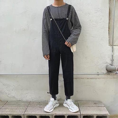 Cotton Street Style Jumpsuit