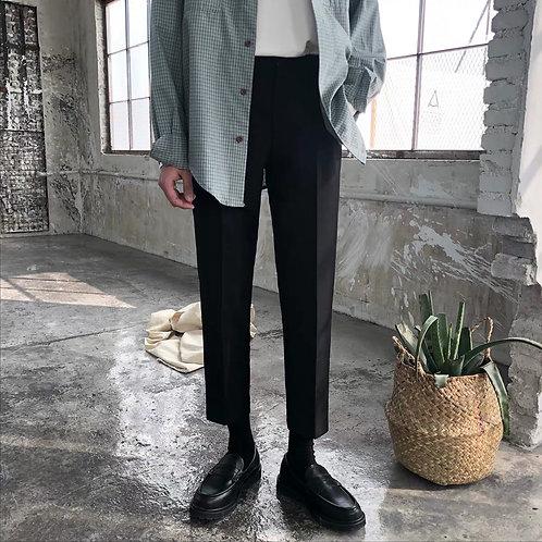 Casual Retro Trousers
