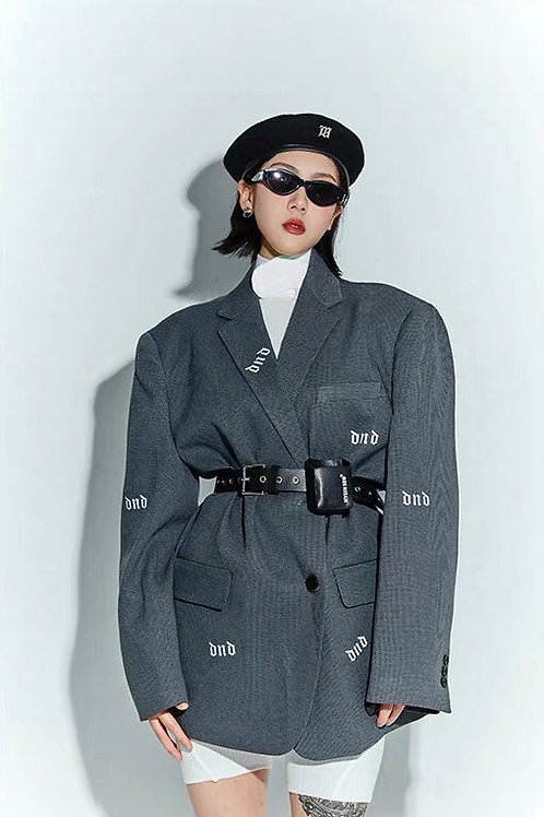 Army Style Gray Jacket