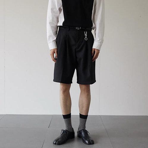 Casual Black Short
