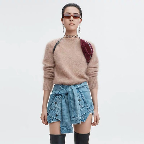 Creative Jeans Short